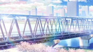 アニメで描くことで美麗に映る日常の景色