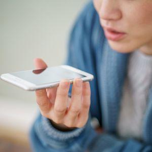 スマートフォンの音声認識機能の向上