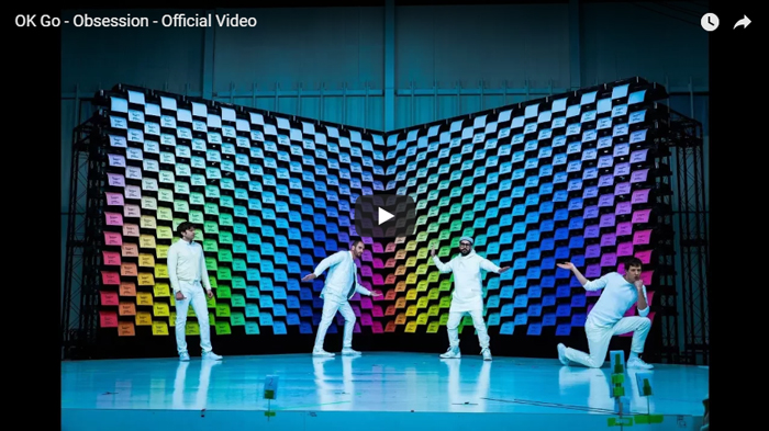 OK Go【youtube】02