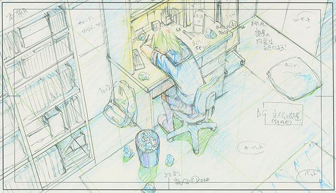 AniMessage - アニメッセージ(セルアニメ制作)