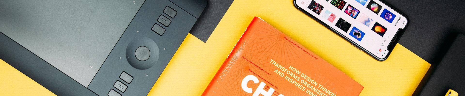 Illustration graphic design production