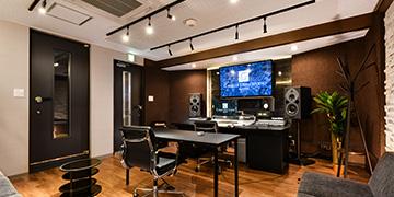 ANNEXスタジオの風景2
