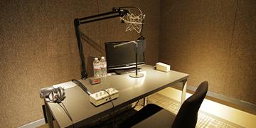 ANNEXスタジオの風景3