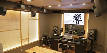【Hibiki Studio】スタジオ風景2