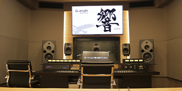 【Hibiki Studio】スタジオ風景3