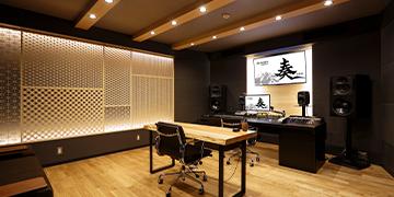 【Kanade Studio】スタジオ風景2