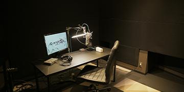 【Kanade Studio】スタジオ風景3
