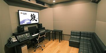 【Tsuzumi Studio】スタジオ風景2