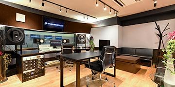 Aスタジオの風景1