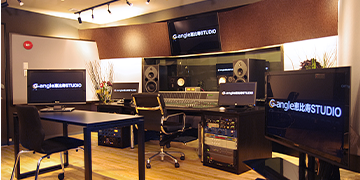 【A Studio】スタジオ風景1