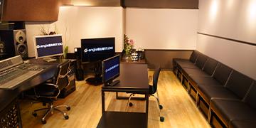 【A Studio】スタジオ風景2