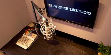 【B Studio】スタジオ風景2