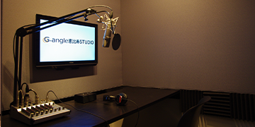 【B Studio】スタジオ風景3