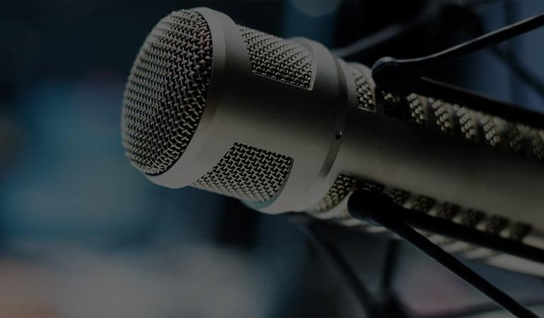 Voice Sample Recording