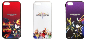 ブレイブフロンティア オリジナルiPhone5s/5ケース