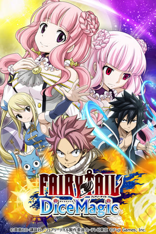 制作実績:FAIRY TAIL DiceMagic