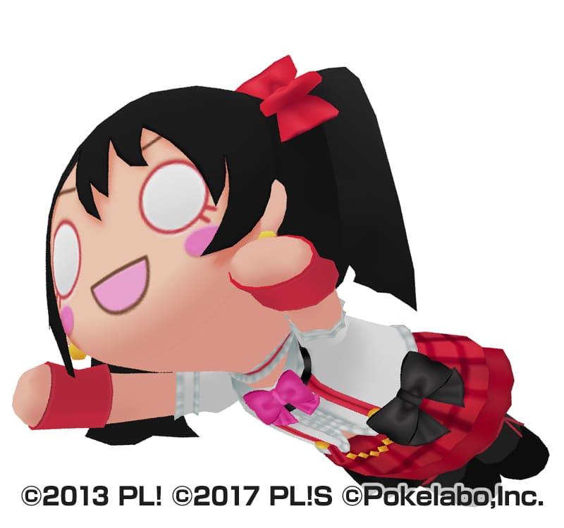 3D制作実績:ぷちぐるラブライブ!07