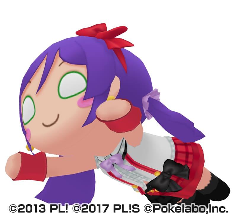 3D制作実績:ぷちぐるラブライブ!08