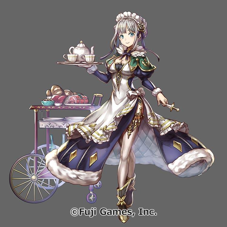 イラスト制作実績:「アルカ・ラスト 終わる世界と歌姫の果実」03