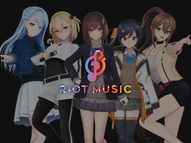 RIOT MUSIC様